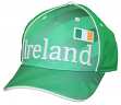 "Team Ireland World Cup Soccer Federation ""Printed"" Structured Adjustable Hat"