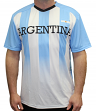 "Team Argentina World Cup Soccer Federation Premium ""Jersey"" T-Shirt"