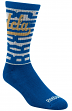 "UCLA Bruins Adidas NCAA ""Bold Team"" Jacquard Men's Crew Length Socks"