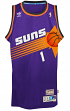 Anfernee Hardaway Phoenix Suns Adidas NBA Throwback Swingman Jersey - Purple