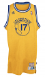 Chris Mullin Golden State Warriors Adidas NBA Throwback Swingman Jersey - Gold