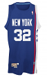 Julius Erving New York Nets Adidas NBA Throwback Swingman Jersey - Blue
