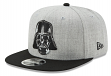"Darth Vader Star Wars New Era 9FIFTY ""Heather Action"" Snap Back Hat"