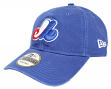 "Montreal Expos New Era MLB 9Twenty Cooperstown ""Team Sharpen"" Adjustable Hat"