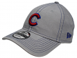 "Chicago Cubs New Era MLB 9Twenty ""Core Classic Gray"" Adjustable Hat"