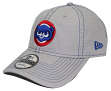 Chicago Cubs New Era 9Twenty Cooperstown Core Classic Gray Adjustable Hat 1984