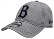 "Brooklyn Dodgers New Era 9Twenty Cooperstown ""Core Classic Gray"" Adjustable Hat"