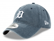 "Detroit Tigers New Era MLB 9Twenty ""Rugged Wash"" Adjustable Hat"