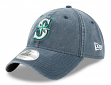 "Seattle Mariners New Era MLB 9Twenty ""Rugged Wash"" Adjustable Hat"
