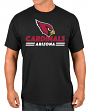 "Arizona Cardinals Majestic NFL ""Come Out Fighting"" Men's Short Sleeve T-Shirt"