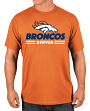 "Denver Broncos Majestic NFL ""Come Out Fighting"" Men's Short Sleeve T-Shirt"