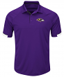 "Baltimore Ravens Majestic NFL ""Last Minute Win"" Men's Short Sleeve Polo"