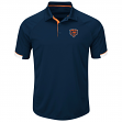 "Chicago Bears Majestic NFL ""Last Minute Win"" Men's Short Sleeve Polo"