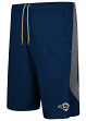 "Los Angeles Rams Majestic NFL ""Last Rally"" Men's Synthetic Shorts"
