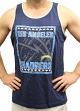 "Los Angeles Chargers Majestic NFL ""Experience"" Men's Sleeveless Tank Top Shirt"