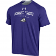 "TCU Horned Frogs Under Armour NCAA ""Charged Up"" Men's Tri-Blend S/S Shirt"