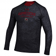 South Carolina Gamecocks Under Armour NCAA Charge On Men's Tri-Blend L/S Shirt