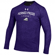 "TCU Horned Frogs Under Armour NCAA ""Charge On"" Men's Tri-Blend L/S Shirt"