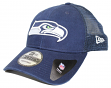 "Seattle Seahawks New Era 9Forty NFL ""Trucker Washed"" Adjustable Hat"