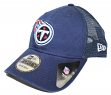 "Tennessee Titans New Era 9Forty NFL ""Trucker Washed"" Adjustable Hat"