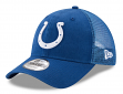 "Indianapolis Colts New Era 9Forty NFL ""Trucker Washed"" Adjustable Hat"