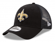 "New Orleans Saints New Era 9Forty NFL ""Trucker Washed"" Adjustable Hat"