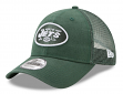 "New York Jets New Era 9Forty NFL ""Trucker Washed"" Adjustable Hat"