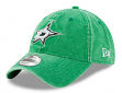 "Dallas Stars New Era NHL 9Twenty ""Rugged Wash"" Adjustable Hat"