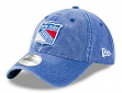 "New York Rangers New Era NHL 9Twenty ""Rugged Wash"" Adjustable Hat"