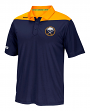 "Buffalo Sabres Reebok NHL 2016 Center Ice ""Statement"" Speedwick Polo Shirt"