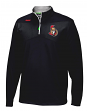 Ottawa Senators Reebok NHL 2016 Center Ice Speedwick 1/4 Zip Sweatshirt