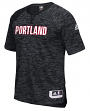 Portland Trail Blazers Adidas 2016 NBA Men's Authentic S/S Shooting Shirt