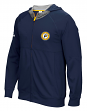 """Indiana Pacers Adidas 2016 NBA Men's On-Court """"Pre-Game"""" Full Zip Hooded Jacket"""