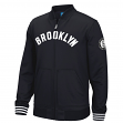 "Brooklyn Nets Adidas NBA ""Originals"" Men's Performance Full Zip Track Jacket"