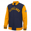 "Cleveland Cavaliers Adidas NBA ""Originals"" Men's Performance F/Z Track Jacket"