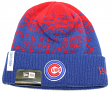 Chicago Cubs New Era MLB 2016 World Series Champions Sport Knit Hat - Blue Cuff