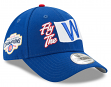 """Chicago Cubs New Era MLB 9Forty 2016 World Series Champions """"Fly the W"""" Hat"""