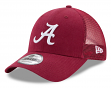 "Alabama Crimson Tide New Era 9Forty NCAA ""Trucker Washed"" Adjustable Hat"