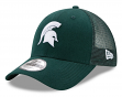 """Michigan State Spartans New Era 9Forty NCAA """"Trucker Washed"""" Adjustable Hat"""