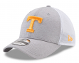 "Tennessee Volunteers New Era NCAA 39THIRTY ""Tech Sweep"" Gray Flex Fit Hat"
