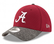 Alabama Crimson Tide New Era NCAA 39THIRTY Team Shaded Performance Flex Fit Hat