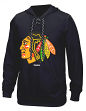 "Chicago Blackhawks Reebok NHL Men's ""Superior Logo"" Pullover Hooded Sweatshirt"
