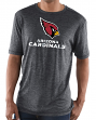 "Arizona Cardinals Majestic NFL ""Pro Grade"" Men's S/S Performance Shirt"