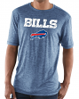 "Buffalo Bills Majestic NFL ""Pro Grade"" Men's S/S Performance Shirt"