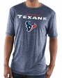"Houston Texans Majestic NFL ""Pro Grade"" Men's S/S Performance Shirt"