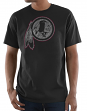 "Washington Redskins Majestic NFL ""Primetime"" Men's Short Sleeve Black T-Shirt"