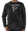 "Atlanta Falcons Majestic NFL ""Critical Victory 3"" Men's Crew Sweatshirt"