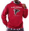 "Atlanta Falcons Majestic NFL ""Critical Victory 3"" Men's Hooded Sweatshirt"