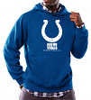 "Indianapolis Colts Majestic NFL ""Critical Victory 3"" Men's Hooded Sweatshirt"