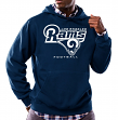 "Los Angeles Rams Majestic NFL ""Critical Victory 3"" Men's Hooded Sweatshirt"